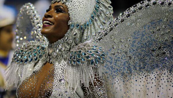 Brazylijski karnawał jest najbardziej popularnym wśród turystów wydarzeniem o tej porze roku - Sputnik Polska