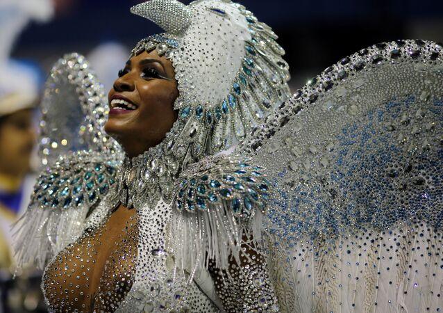 Brazylijski karnawał jest najbardziej popularnym wśród turystów wydarzeniem o tej porze roku