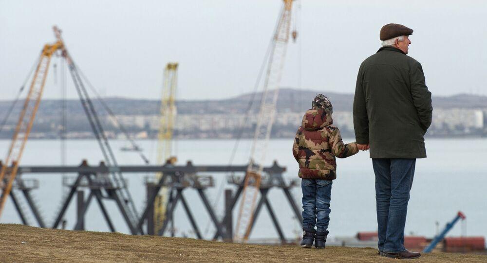 Ukraina ma plan odzyskania kontroli nad Krymem