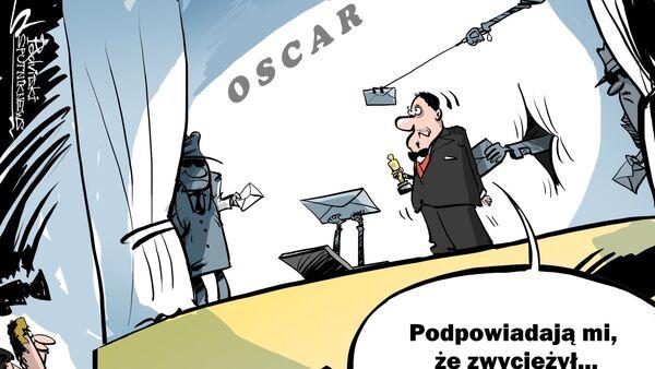 Czy Rosja rozdaje Oscary? - Sputnik Polska