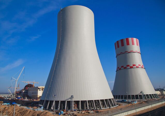 Powstający siódmy blok Nowoworoneskiej Elektrowni Jądrowej