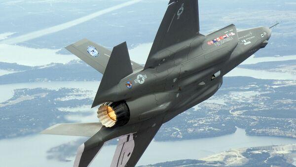 F-35 Lightning II - Sputnik Polska