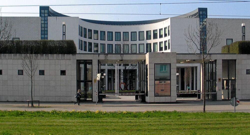 Budynek Prokuratury Federalnej Niemiec