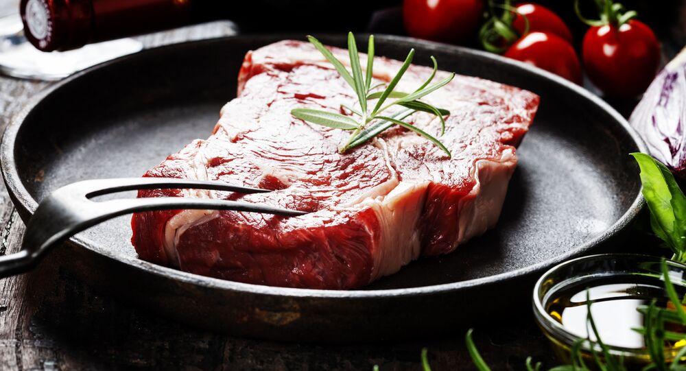Wołowina marmurkowa