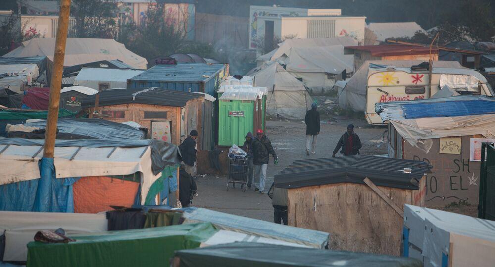 Uchodźcy we Francji
