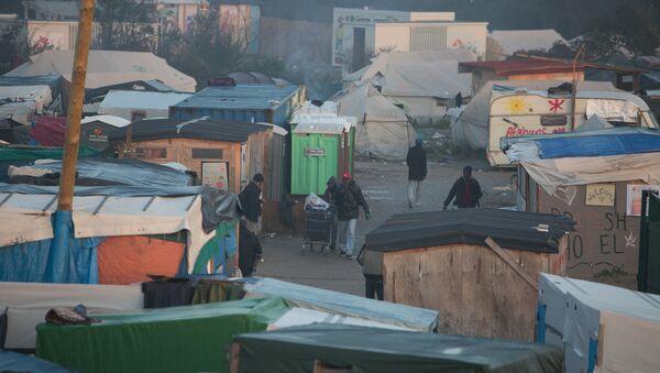 Uchodźcy we Francji - Sputnik Polska