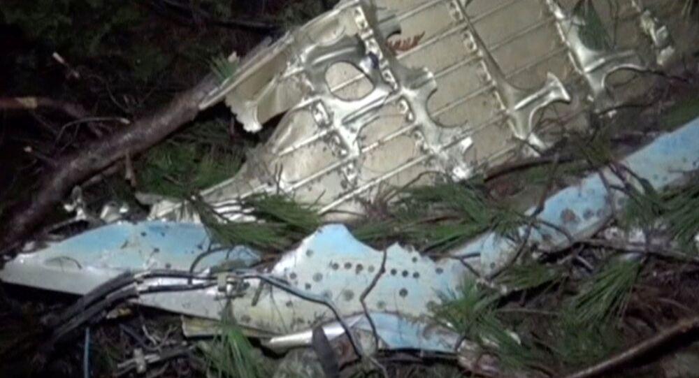 Samolot syryjskich sił powietrznych rozbił się w prowincji Hatay na południu Turcji