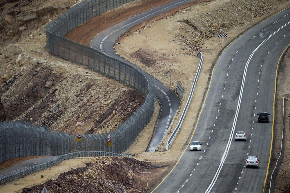 Granica izraelsko-egipska