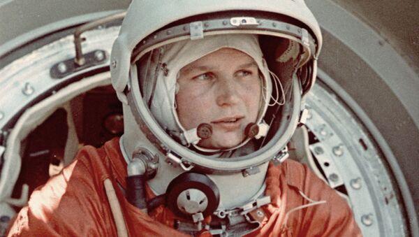 Walentina Tierieszkowa - Sputnik Polska