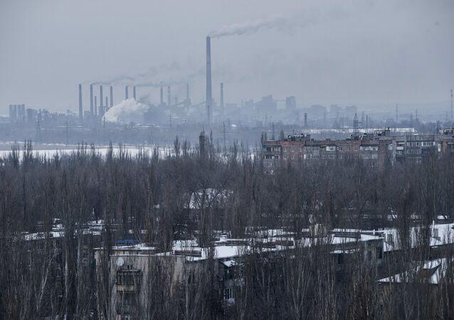 Fabryka Koksowo-Chemiczna w Awdijiwce