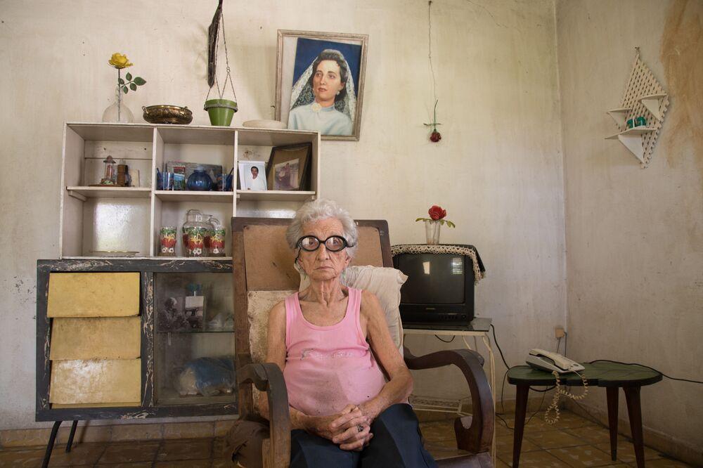 Autor: Anisleidy Martínez Fonseca (Kuba). Kategoria otwarta: Portret.