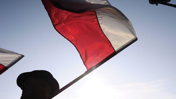 Protesty sadowników w Polsce, Warszawa - Sputnik Polska