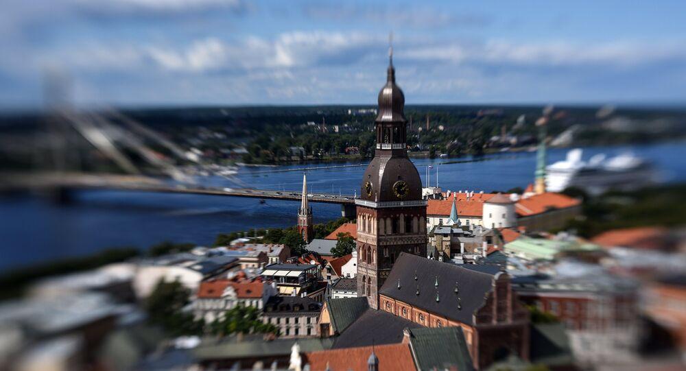 Łotwa. Ryga