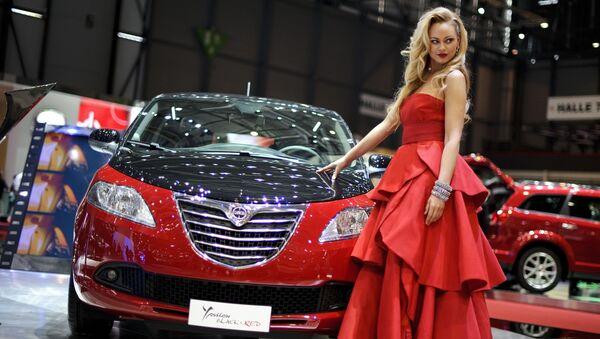 9 marca w Genewie rozpoczyna się 87. Międzynarodowy Salon Samochodowy - Sputnik Polska