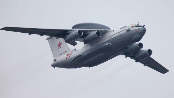Samolot A-50U - Sputnik Polska