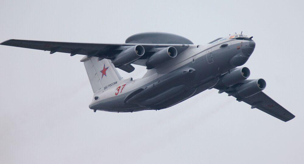 Samolot A-50U