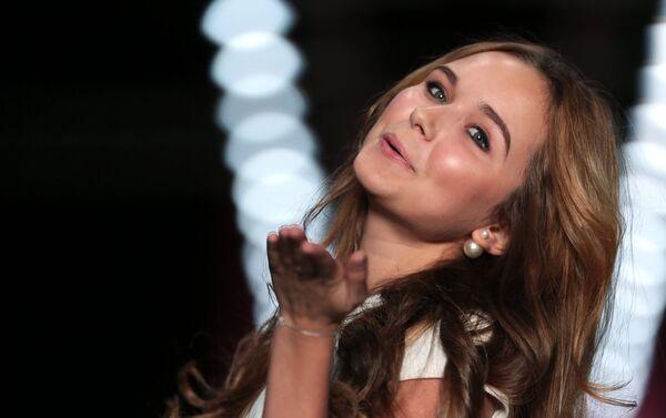 Mercedes-Benz Fashion Week Russia. Kolekcja Chapurin for Barbie - Sputnik Polska