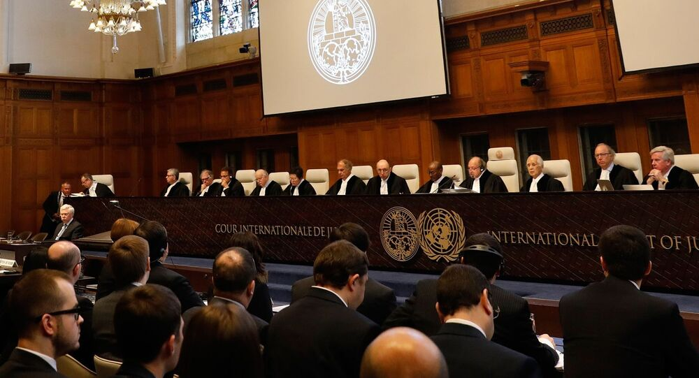 Publiczne przesłuchania w sprawie pozwu Ukrainy przeciwko Rosji w Międzynarodowym Trybunale Sprawiedliwości w Hadze