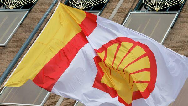 Brytyjsko-holenderski koncern petrochemiczny Royal Dutch Shell - Sputnik Polska