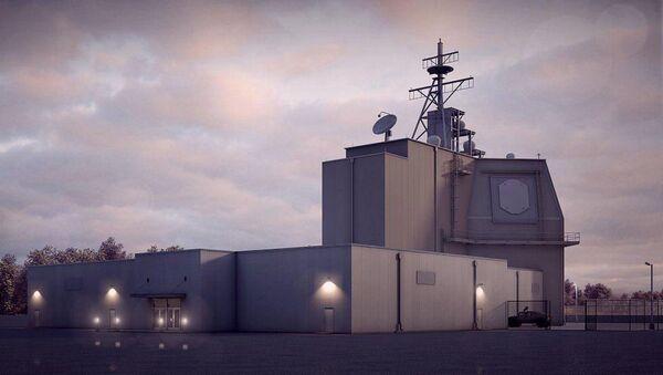 Amerykański kompleks Aegis Ashore w Rumunii - Sputnik Polska