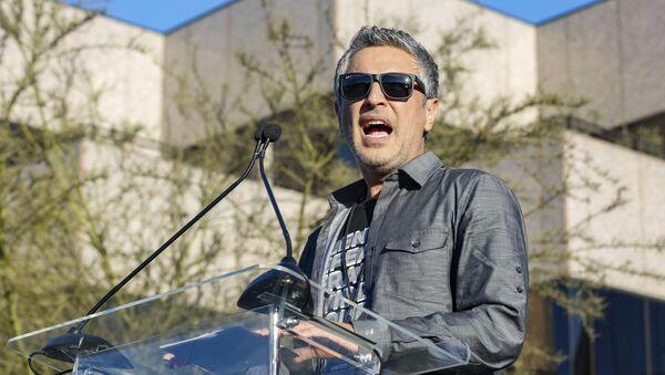 Prowadzący CNN, amerykański pisarz Reza Aslan - Sputnik Polska