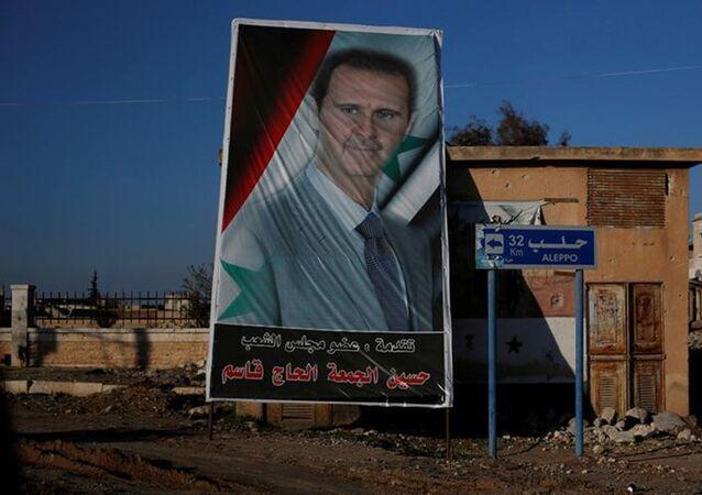 Syryjski przywódca wyraził też nadzieję, że wojna w jego kraju zakończy się jeszcze w tym roku