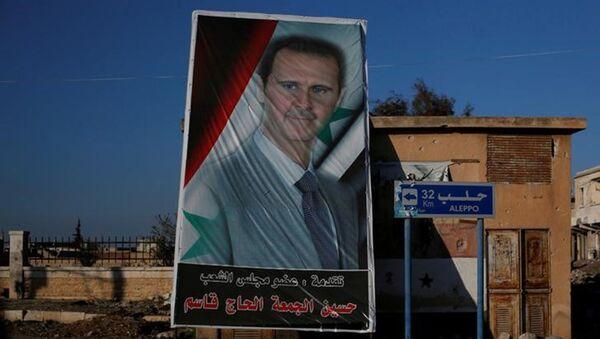 Syryjski przywódca wyraził też nadzieję, że wojna w jego kraju zakończy się jeszcze w tym roku - Sputnik Polska