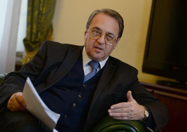 Michaił Bogdanow