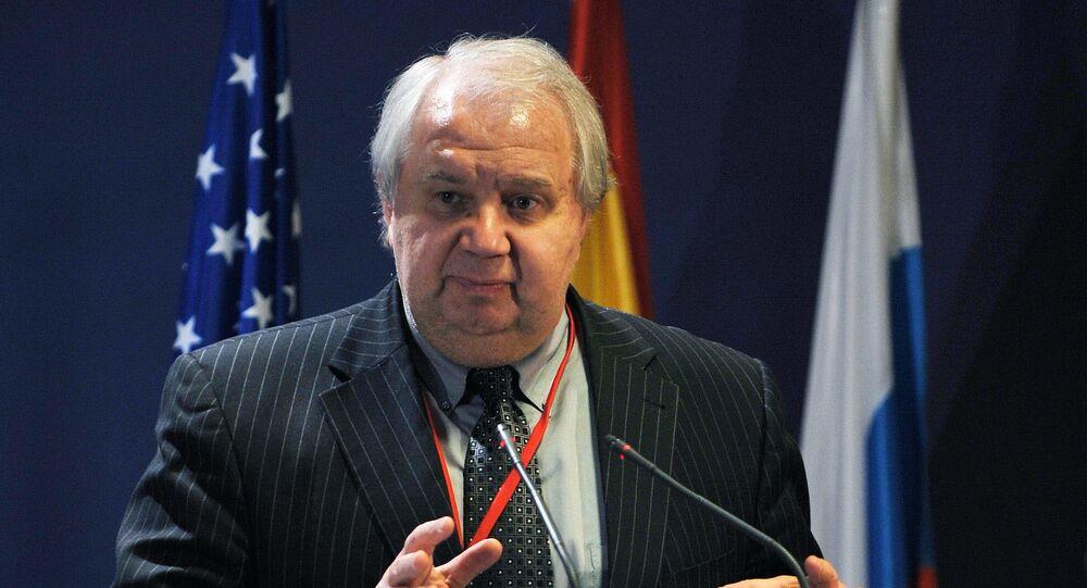 Ambasador Rosji w USA Siergiej Kisliak