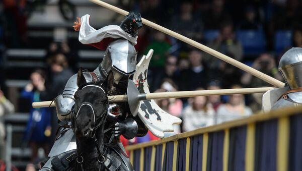 Turniej rycerski - Sputnik Polska