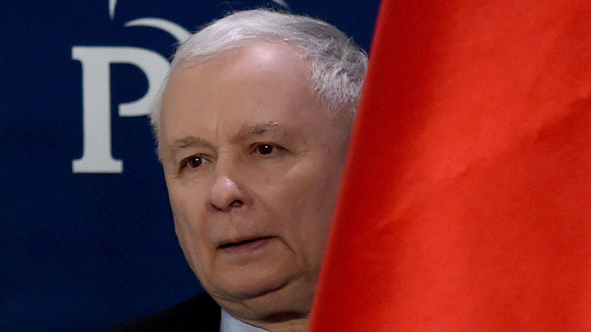 Jarosław Kaczyński - Sputnik Polska, 1920, 04.07.2021