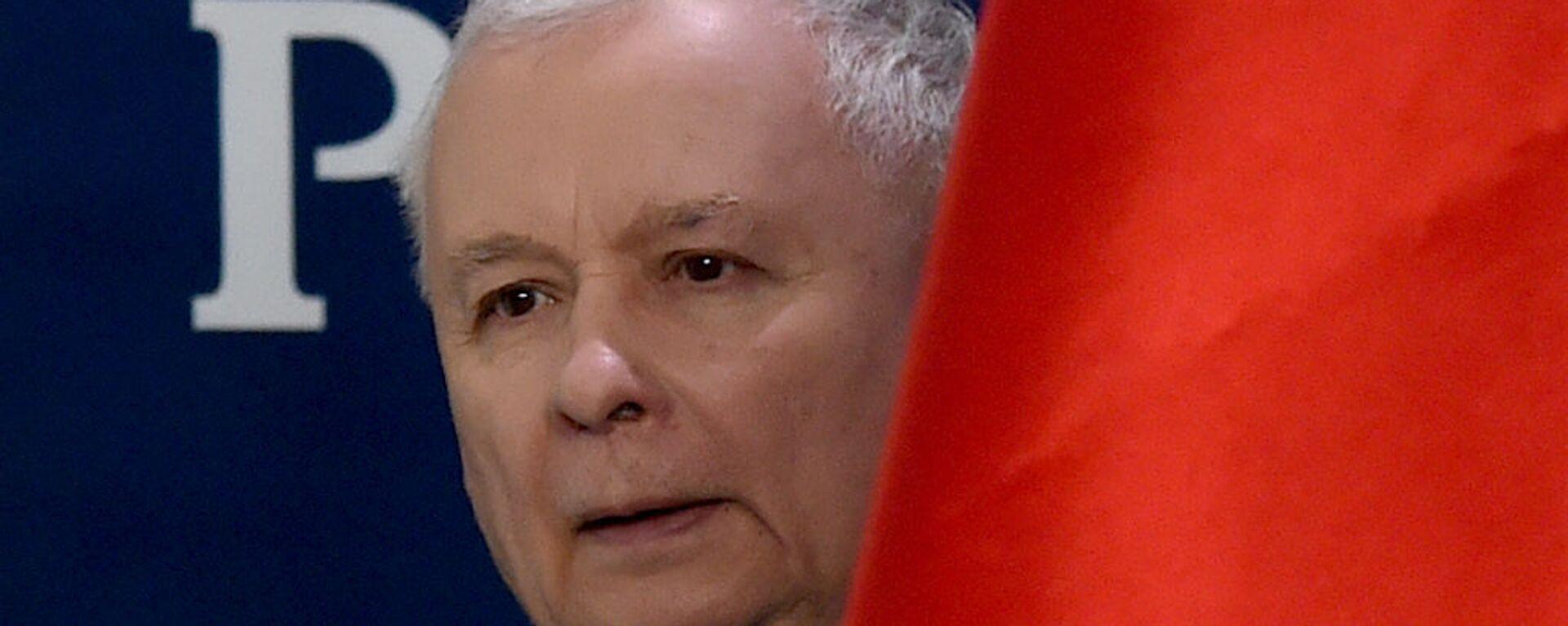 Jarosław Kaczyński - Sputnik Polska, 1920, 24.07.2021