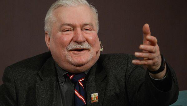 Lech Wałęsa - Sputnik Polska