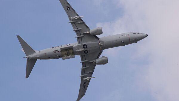 Boeing P-8 Poseidon - Sputnik Polska