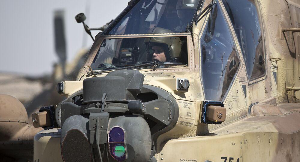 W nocy z 16 na 17 marca samoloty Sił Powietrznych Izraela zaatakowały kilka celów w Syrii