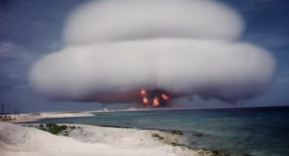 USA odtajniły wideo z testów broni jądrowej