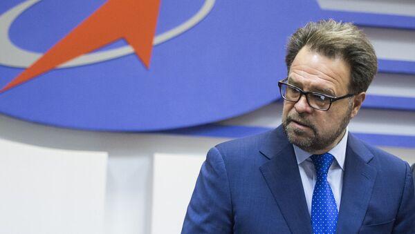 Dyrektor generalny korporacji Energia Władimir Sołncew - Sputnik Polska
