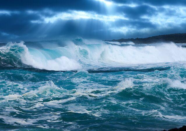 Rosyjscy naukowcy stworzyli mapę obszarów zagrożonych tsunami w pobliżu dalekowschodniego wybrzeża i w akwenie Morza Czarnego