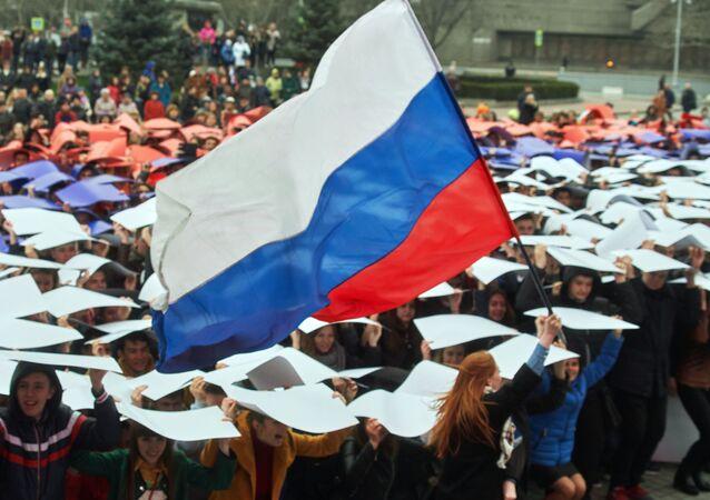 Rocznica przyłączenia Krymu do Rosji