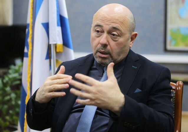 Ambasador Izraela Gary Koren