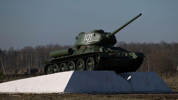 Czołg T-34-85 - Sputnik Polska