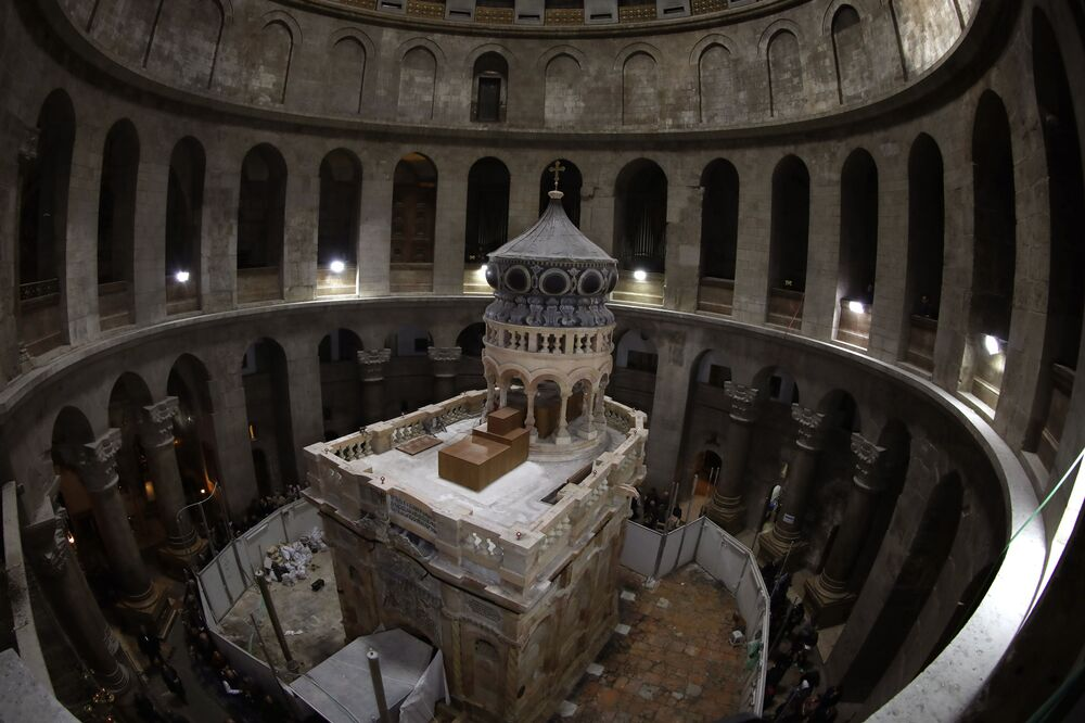 Świątynia zostanie oficjalnie otwarta 22 marca, poświęci ją patriarcha Konstantynopola Bartłomiej i patriarcha Jerozolimski Teofil.