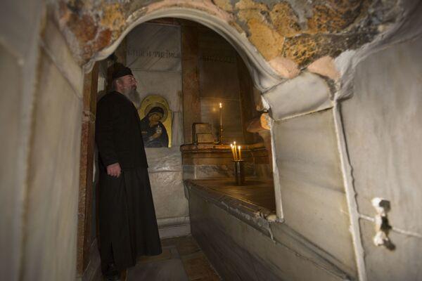 Poza tym z Kuwukli usunięto niektóre elementy dekoracyjne z późniejszych czasów i teraz kaplica wygląda tak, jak w chwili zbudowania w 1810 roku. - Sputnik Polska