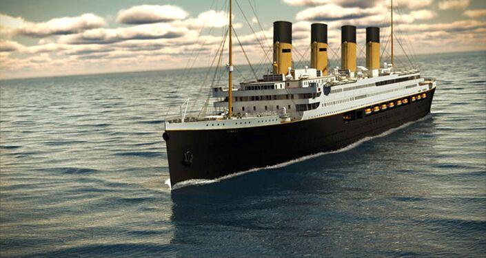 Model Titanica