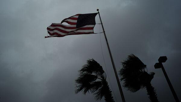 Huragan Matthew na Florydzie - Sputnik Polska