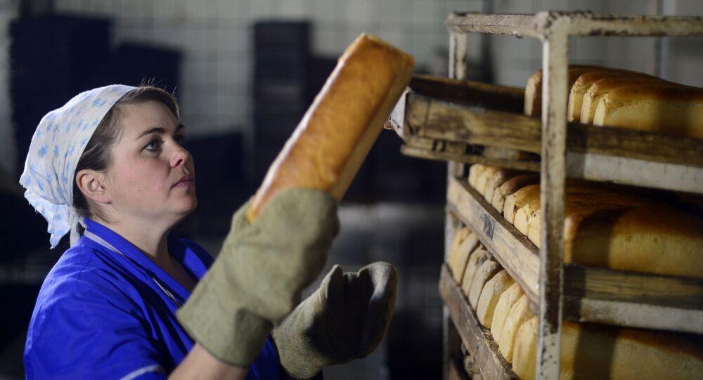 Mariupolski Kombinat Chlebowy tymczasowo zawiesił produkcję