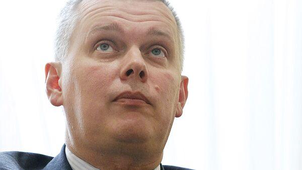 Wicepremier i minister obrony narodowej Polski Tomasz Siemoniak - Sputnik Polska