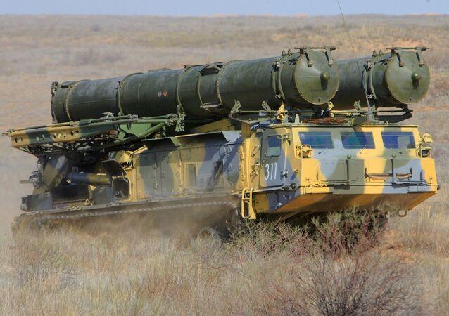 Systemy obrony przeciwlotniczej S-300