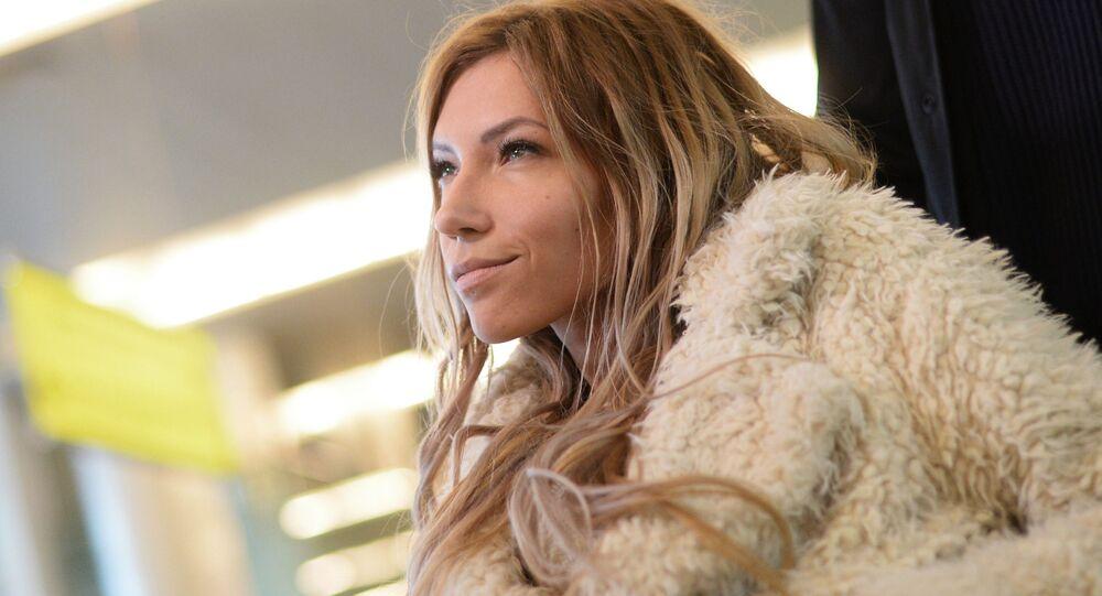 Piosenkarka Julia Samojłowa