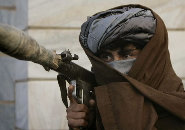 Były członek ruchu Taliban w Afganistanie